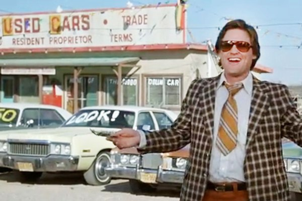 Kurt Russell in Used Cars (1980)